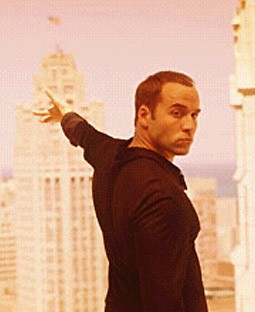 "Jeremy Piven as ""Cupid"""